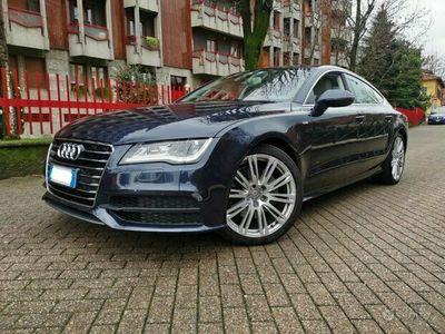 usata Audi A7 SPB 3.0 V6 TDI 245 CV diesel quat S tron