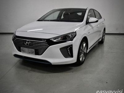 used Hyundai Ioniq 1.6 plug-in hybrid dct comfort elettrica/benzina