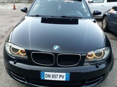 usata BMW 120 Cabriolet serie euro 5