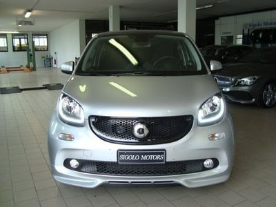 begagnad Smart ForFour BRABUS 0.9 Turbo twinamic