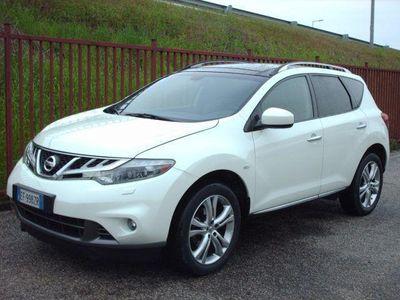 used Nissan Murano 2.5 dCi Tekna