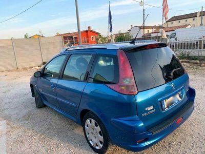 usata Peugeot 206 1.6 16V SW XS metano