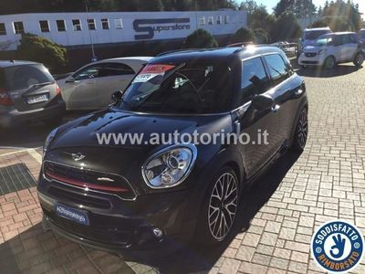 usata Mini John Cooper Works Countryman COUNTRYMAN 1.6 Cooper Works all4 E6