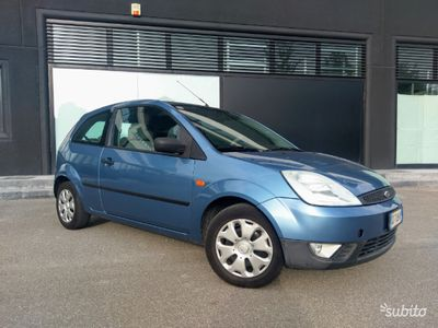 used Ford Fiesta 1.2 75cv - unico proprietario
