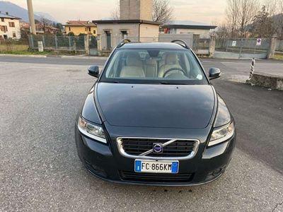 usata Volvo V50 1.6 D DRIVe cat R-Design con FAP SW