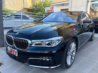 """usata BMW 730 xDrive Eccelsa Laser 20"""" Telecam. Navi PRO"""