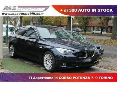 usata BMW 535 Gran Turismo d Futura Navi Pelle Telecamera Led Ce