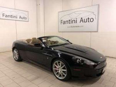 usata Aston Martin DB9 Volante Touchtronic BIXENO SENSORI BLUETOOTH FULL! Benzina