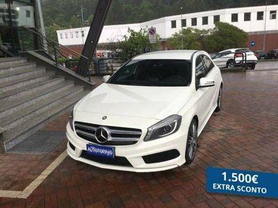 usata Mercedes A180 Classe A A 180cdi Premium auto