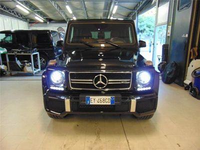 used Mercedes G63 AMG AMG