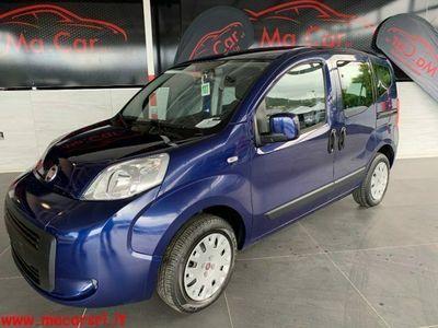 usata Fiat Qubo 1.3 MJT 80 CV Lounge Blu 28000km