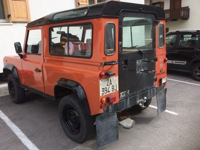 usado Land Rover Defender 90 2.5 Tdi Hard-top usato