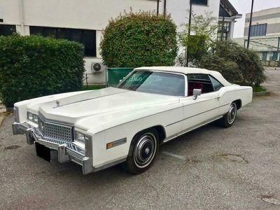 usata Cadillac Eldorado -Corvertibile