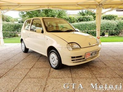 usata Fiat Seicento 1.1 50th anniversary unipro'!! benzina