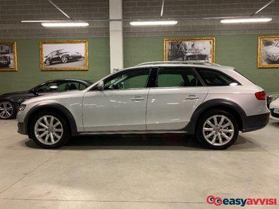 usata Audi A4 Allroad 2.0 tdi 170 cv advanced diesel