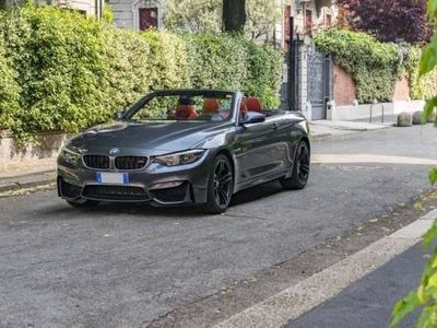 usata BMW M4 Cabriolet 431cv