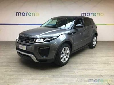 brugt Land Rover Range Rover evoque 2.0 TD4 SE Dynamic 150 CV Auto