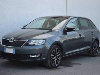 usado Skoda Rapid Rapid SpacebackSB 1.4 tdi Design Edition