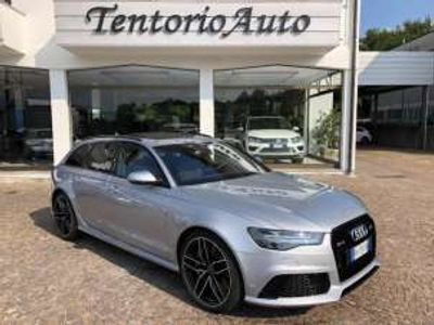 usata Audi RS6 Avant 4.0 TFSI performance ABT Ceramici Benzina