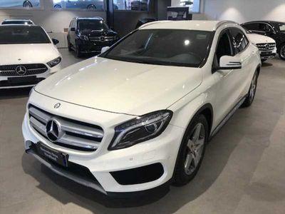 gebraucht Mercedes 220 - Classe GLA (X156) - Classe GLA (X156)CDI Automatic 4Matic Premium