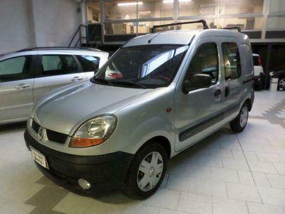 usata Renault Kangoo KangooVan 1.5 dCi 70CV 2p 4porte Clima