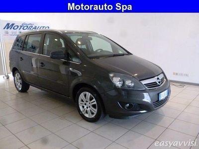 used Opel Zafira 1.6 16V ecoM 150CV T One Business