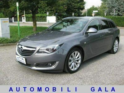 usata Opel Insignia 2.0 CDTI 170 S&St SportsTourer Cosmo EURO 6/B NAVI