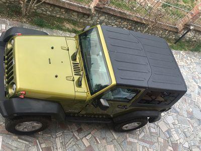 used Jeep Wrangler JK