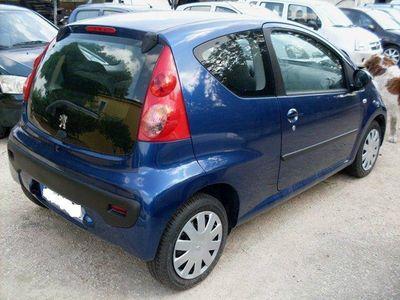 usata Peugeot 107 1.0 68CV 3p. Accessoriata