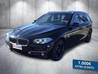 usata BMW 520 SERIE 5 TOURING d Touring xdrive Luxury 184cv auto E6