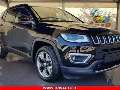 usata Jeep Compass 1.6 MJT II 2WD Limited (PELLE TOTALE