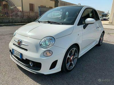 usata Fiat 500 Abarth cabrio 1.4 tjet 160cv xenon
