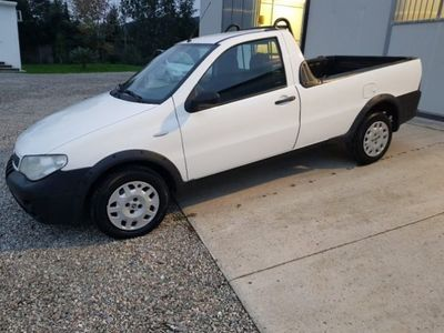 gebraucht Fiat Strada 1.3 MJT Pick-up
