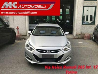 używany Hyundai i40 Wagon 1.7 CRDi 115CV Comfort rif. 8505074