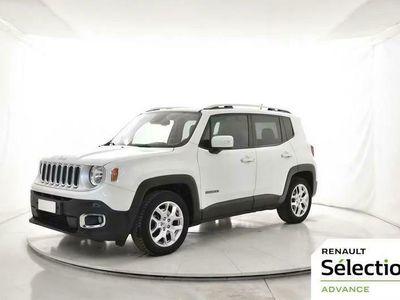 "usata Jeep Renegade 1.6 Mjt 120CV Limited CERCHI 17"""