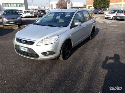 brugt Ford Focus 3ª Serie 1.6 Tdci Sw-2009