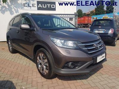 usata Honda CR-V 2.2 i-DTEC Executive AT Promo 30/10/19 rif. 12297052