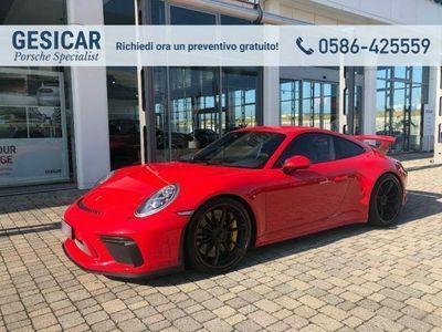 usata Porsche 911 GT3 4.0 Mk2 Red CUP