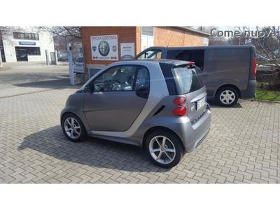 usata Smart ForTwo Coupé 1000 52 kW MHD pulse rif. 7602778