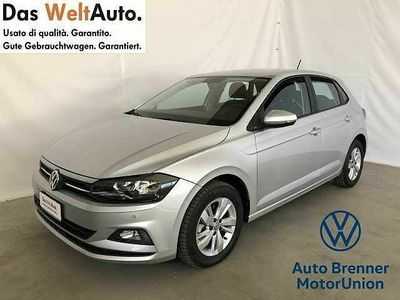 usata VW Polo 1.6 TDI 5p. Comfortline BlueMotion Technology