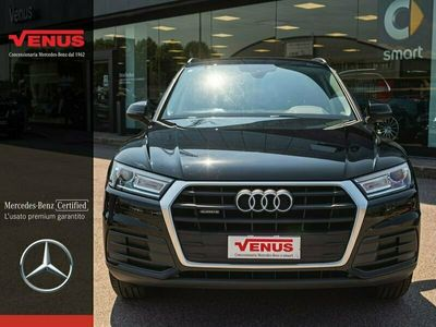 usata Audi Q5 II 2017 Diesel 35 2.0 tdi Business quattro 163cv s-tronic
