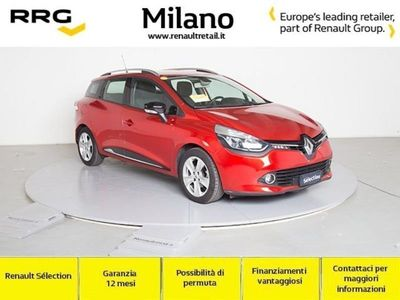 used Renault Clio Sporter 1.5 dCi 8V 90CV Costume National