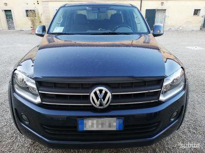 brugt VW Amarok BiTDI 164 hp
