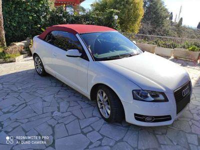 usata Audi A3 Cabriolet 1.6 TDI 105 CV CR Ambition