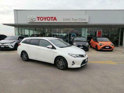 usata Toyota Auris Touring Sports 1.8 Hybrid Active Plus