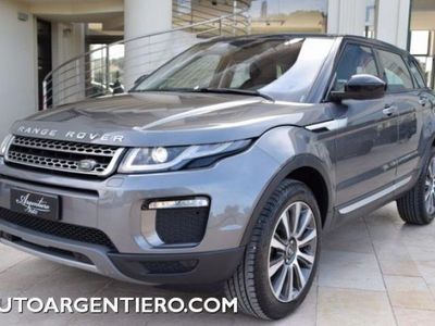 usado Land Rover Range Rover evoque 2.0 TD4 180 CV 5p. HSE SOLO 19.439 KM!!!!! rif. 11433326