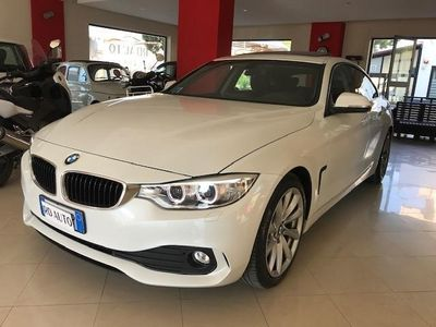 usata BMW 420 Gran Coupé Serie 4 DA VETRINA!!!!