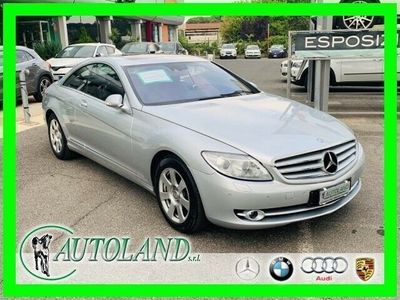 usata Mercedes CL500 Chrome Tetto*Navi*Airmatic*Sedili ventilati*Full