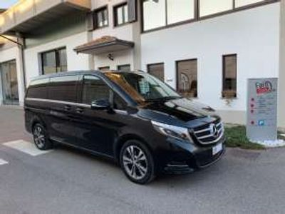 usata Mercedes V220 d Autom. Premium Long
