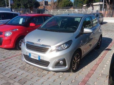 usata Peugeot 108 VTi 72 5 porte Allure